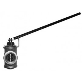"Honey Bottling Valve 1"" Stainless Steel"