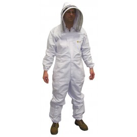 Hooded Poly/Cotton Suit