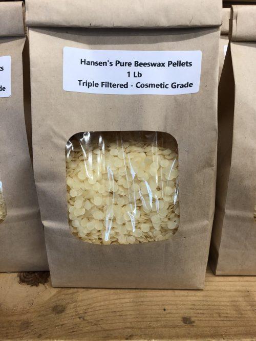 Hansen's Pure Beewax Pellets